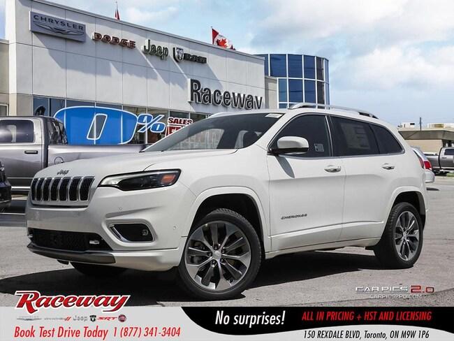 2019 Jeep New Cherokee Limited - Hts Seats & Wheel, Back Up Camera, Pano  SUV