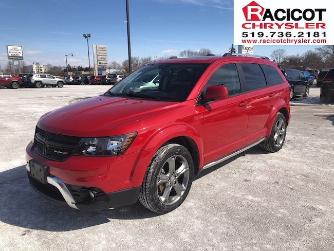2016 Dodge Journey Crossroad AWD SUV