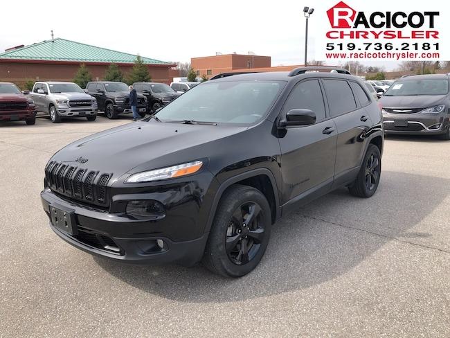 2016 Jeep Cherokee North 4x4 SUV