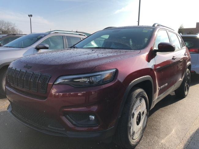 2019 Jeep New Cherokee North 4x4 Altitude SUV