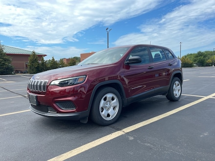 2019 Jeep Cherokee Sport Front-Wheel Drive