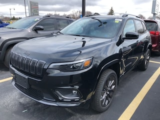 2020 Jeep Cherokee Limited High Altitude  SUV