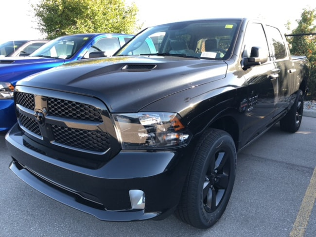 2019 Ram 1500 Classic Express Blackout Truck Crew Cab