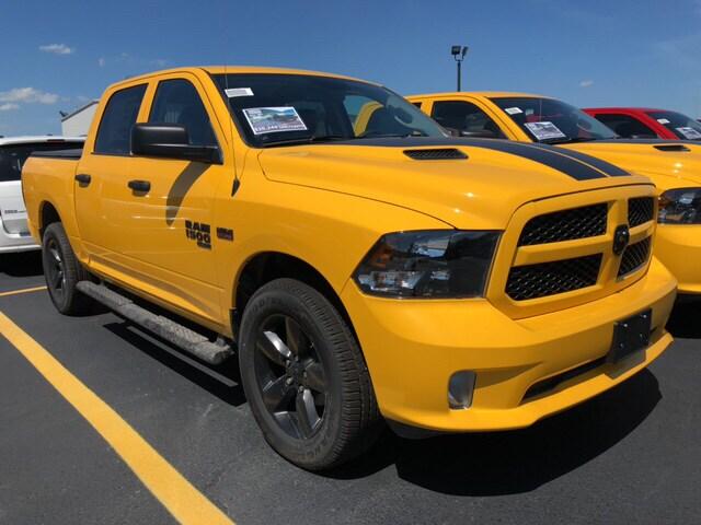 New 2018 & 2019 Chrysler, Dodge Jeep & RAM Trucks for Sale
