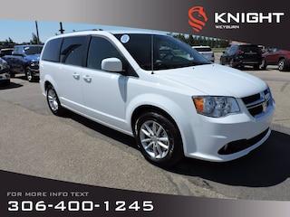 2020 Dodge Grand Caravan Premium Plus | B/U Cam | Remote Start | Power Slid Van