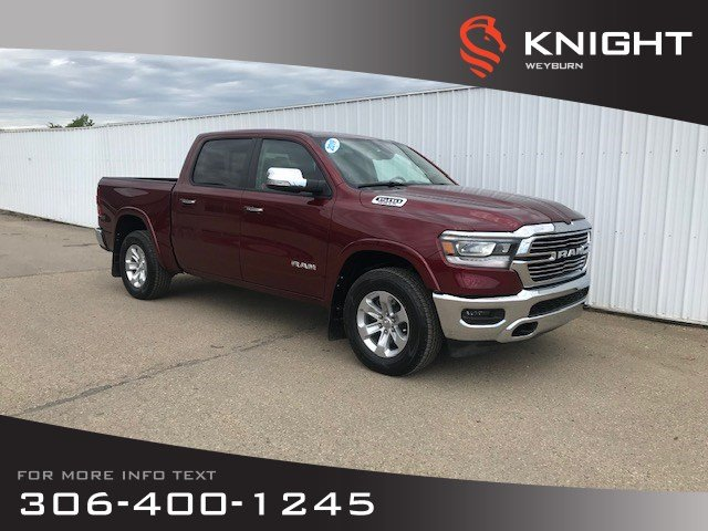 2019 Ram All-New 1500 Laramie Crew Cab | Invoice Pricing | $297 Bi-Weekl Truck Crew Cab