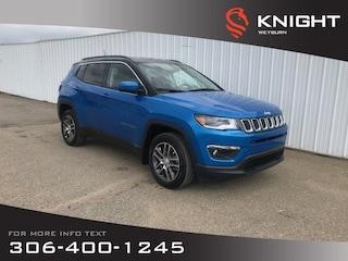 2019 Jeep Compass North 4x4   $218 Bi-Weekly + Tax SUV