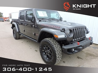 2020 Jeep Gladiator Rubicon Launch Edition   Leather Bucket Seats   Na Truck Crew Cab