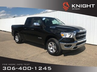 2019 Ram All-New 1500 Big Horn Quad Cab 4x4 | $244 Bi-Weekly + Tax Truck Quad Cab