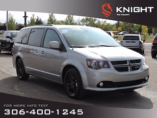 2020 Dodge Grand Caravan GT | B/U Camera | Nav | DVD | Remote Start | Heate Van