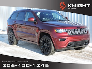 2020 Jeep Grand Cherokee Laredo Altitude 4x4 | Leather Seats | Navigation | SUV