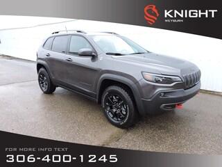 2020 Jeep Cherokee Trailhawk Elite4x4 | Leather |  Navigation | Remot SUV