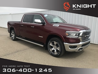 2019 Ram All-New 1500 Laramie Crew Cab 4x4 | $349 Bi-Weekly + Tax Truck Crew Cab