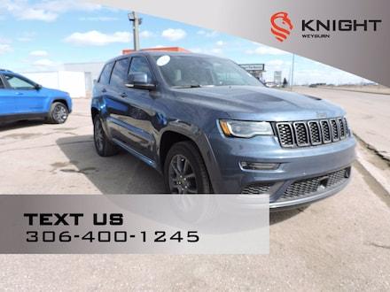 2021 Jeep Grand Cherokee High Altitude | B/U Camera | Remote Start | LED Fo 4x4