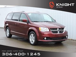 2020 Dodge Grand Caravan Crew 2WD | Heated Seats & Steering Wheel | DVD | B Van
