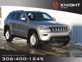 2020 Jeep Grand Cherokee Laredo 4x4 | 3.6L Pentastar V6 | Heated Seats & St SUV