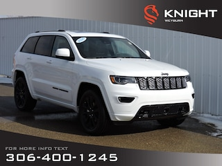 2020 Jeep Grand Cherokee Laredo Altitude 4x4 | Leather & Suede Seats | Navi SUV