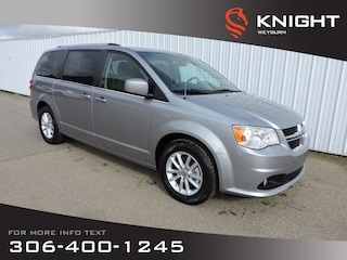 2019 Dodge Grand Caravan SXT Premium Plus | DVD | Remote Start | $99 Weekly Van