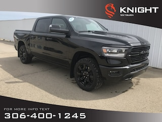 2019 Ram All-New 1500 Customized | Leather | Sunroof | Navigation | Powe Truck Crew Cab