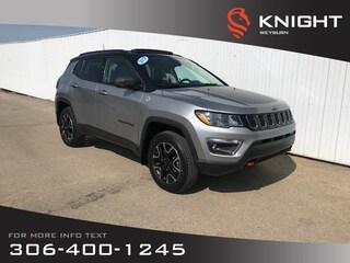 2019 Jeep Compass Trailhawk | Heated Seats | Navigation | Backup Cam SUV