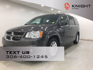 2020 Dodge Grand Caravan Premium Plus | B/U Camera | Remote Start | Power S Van