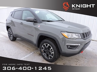 2020 Jeep Compass Trailhawk 4x4 | Leather Heated Seats | NAV | Panor SUV