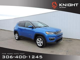 2020 Jeep Compass North 4x4 | Heated Seats and Steering Wheel | Navi SUV