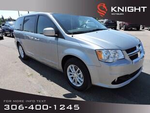 2020 Dodge Grand Caravan Premium Plus | B/U Camera | Remote Start | Power S Van