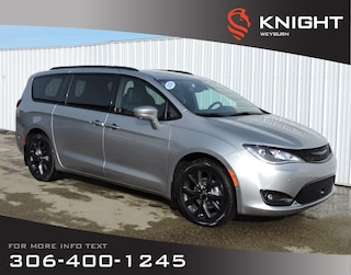 2020 Chrysler Pacifica Touring-L Plus S 2WD | Leather Heated Seats | Sunr Van