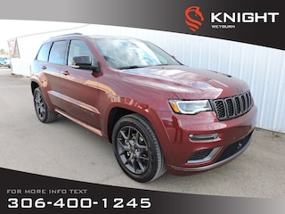 2020 Jeep Grand Cherokee Limited X 4x4 | Heritage Leather Seats | Navigatio SUV