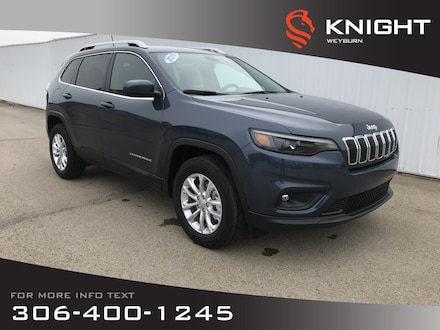 2019 Jeep New Cherokee North 4x4 | Navigation | Remote Start | Back-up Ca SUV