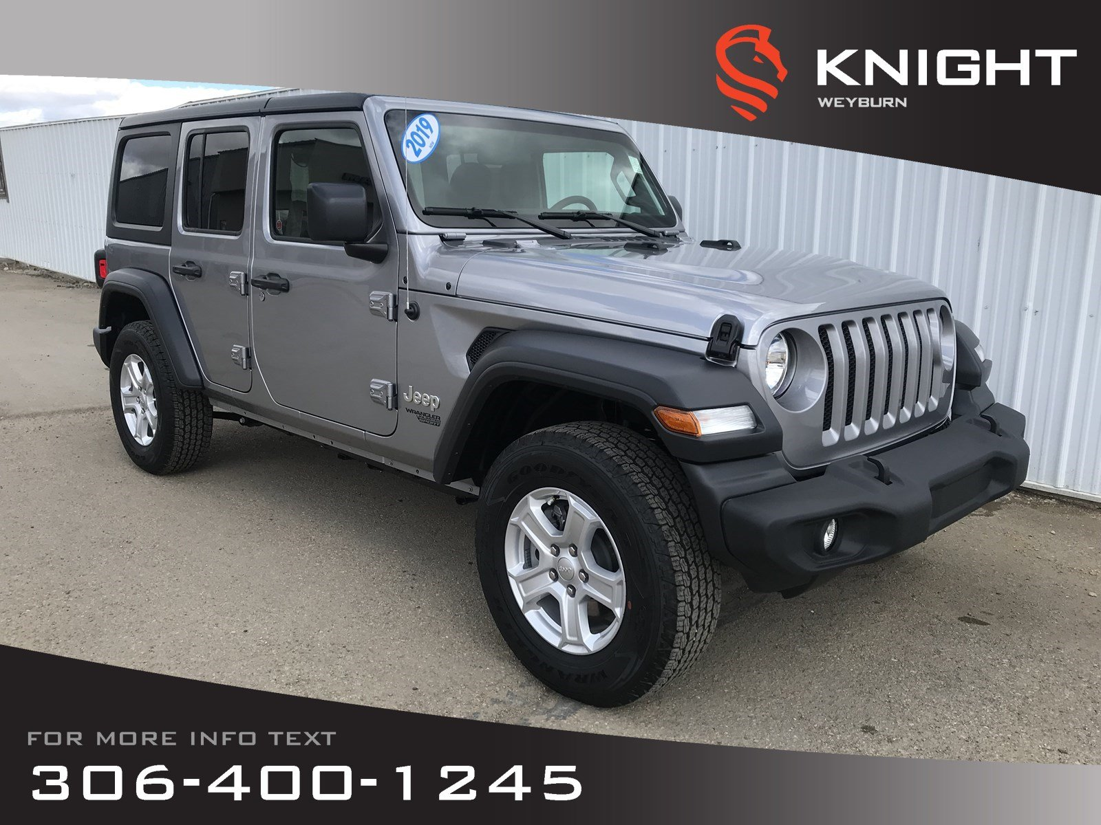 2019 Jeep Wrangler Sport S 4x4 Turbo | Heated Seats & Steering Wheel SUV
