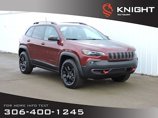 2020 Jeep Cherokee Trailhawk Elite 4x4 | Leather Heated Seats | Sunro SUV