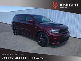 2018 Dodge Durango SRT | 6.4L SRT Hemi V8 Engine | Bluetooth | Heated SUV