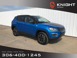 2019 Jeep Compass Trailhawk 4x4   $221 Bi-Weekly + Tax SUV