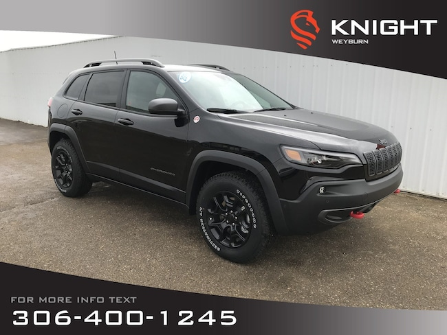 2019 Jeep New Cherokee Trailhawk Elite | Heated Seats | Bluetooth | Navig SUV