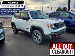 2019 Jeep Renegade Trailhawk - Aluminum Wheels SUV