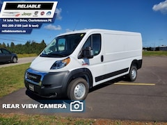 2019 Ram ProMaster 1500 1500 Low Roof 136 WB Cargo Van Cargo Van