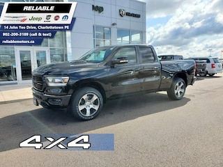 2020 Ram 1500 Sport -  Android Auto -  Apple Carplay Truck Quad Cab