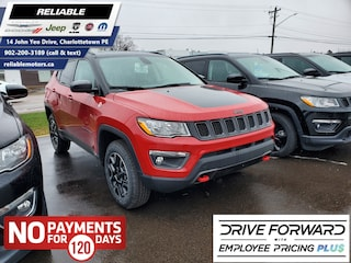 2020 Jeep Compass Trailhawk - Leather Seats SUV
