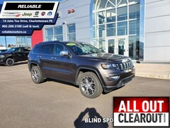 2019 Jeep Grand Cherokee Limited - Leather Seats SUV