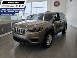 2021 Jeep Cherokee Sport 4x4 Sport Utility