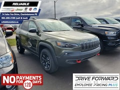 2020 Jeep Cherokee Trailhawk - Trailhawk -  Off-Road Ready SUV