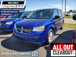 2019 Dodge Grand Caravan SXT -  Dual Zone AC Van