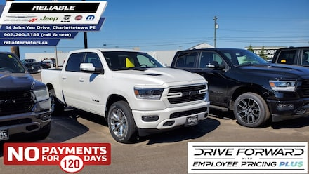 2020 Ram 1500 Sport -  Android Auto -  Apple Carplay Truck Crew Cab