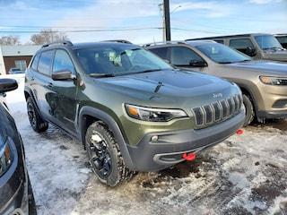 2020 Jeep Cherokee Trailhawk - Trailhawk -  Off-Road Ready SUV