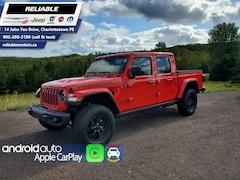 2020 Jeep Gladiator Rubicon -  Fox Shocks Truck Crew Cab