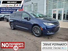2020 Chrysler Pacifica Touring-L - Leather Seats Van