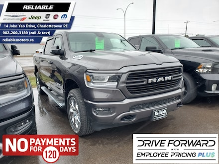 2020 Ram 1500 Big Horn - Remote Start -  Fog Lamps Truck Crew Cab