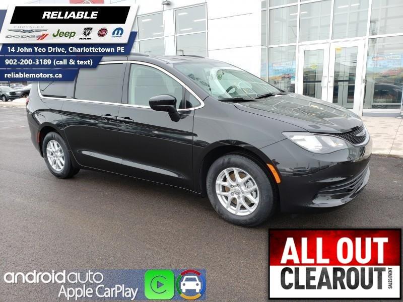 2019 Chrysler Pacifica LX -  Android Auto -  Apple Carplay Van